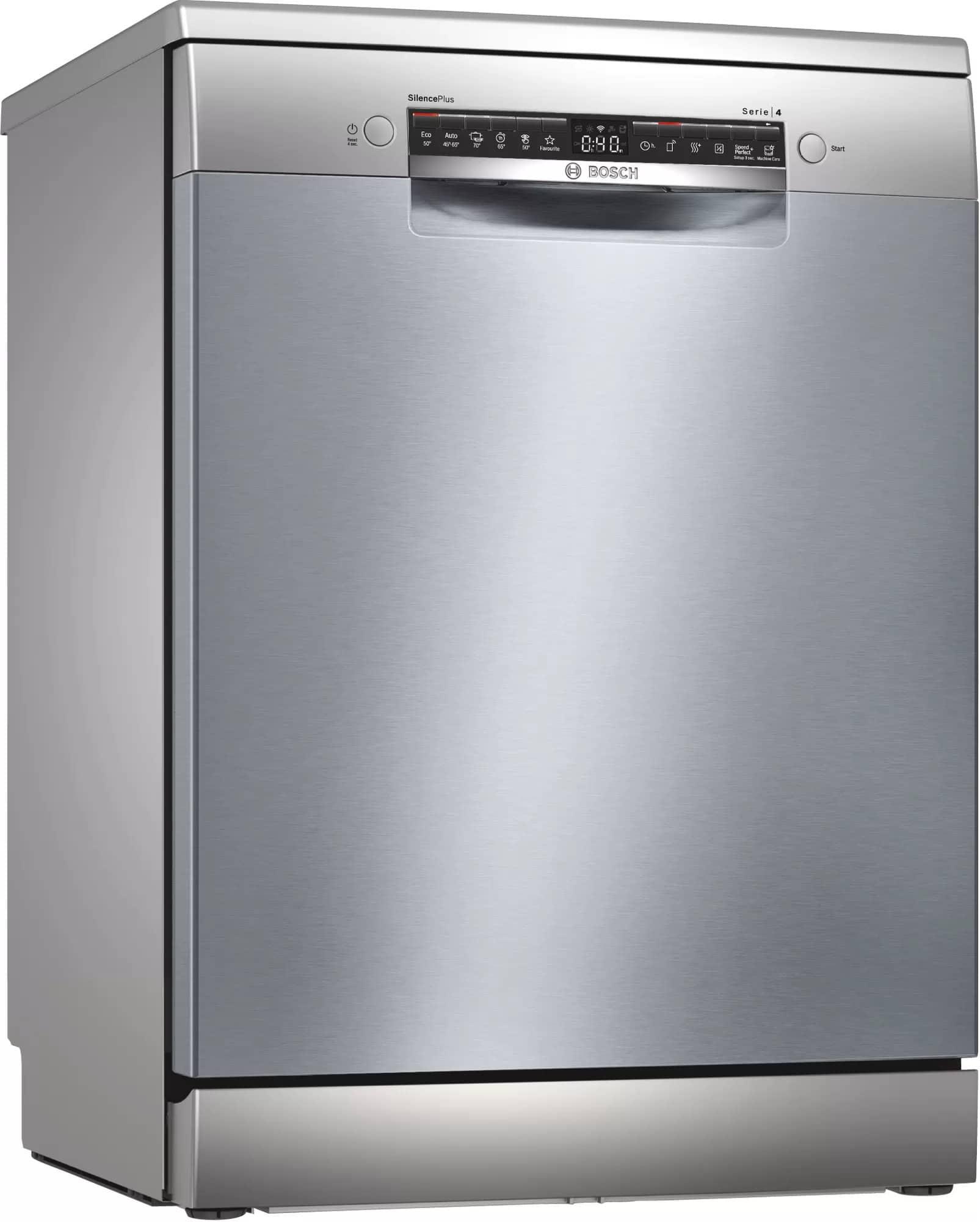 Máy rửa chén BOSCH SMS4HCI48E | Serie 4