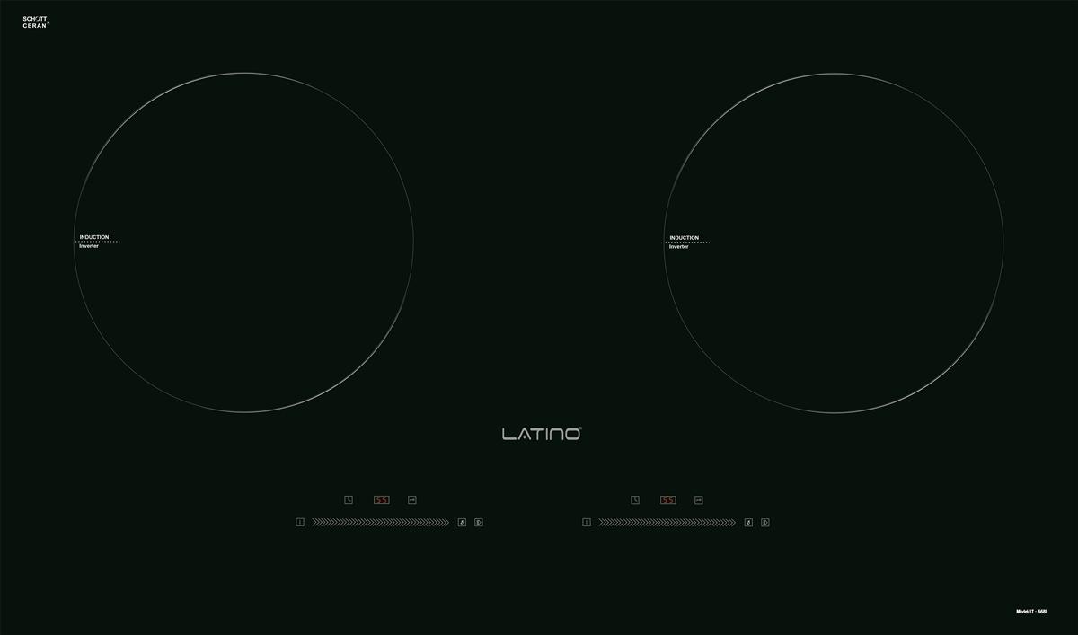 BẾP ĐIỆN TỪ LATINO LT-668I