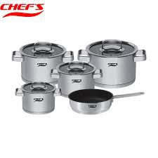 Bộ nồi Chefs cao cấp EH-CW6304