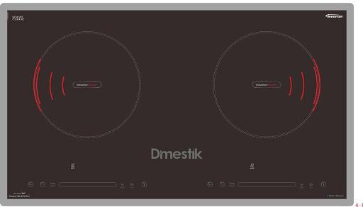 BẾP TỪ DMESTIK ML-822DKI